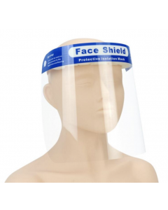 10x Splash-Proof Protective Reusable Face Shield