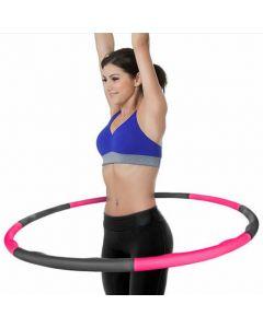 7 Section Detachable Padded Hula Hoop Slimming Hoop