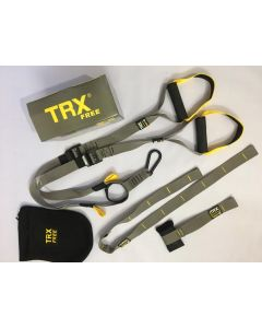 Suspension Trainer Straps Strength Body Weight (COMPATIBLE FOR TRX TRAINING)
