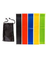 Set of 5 Piece Resistance Bands
